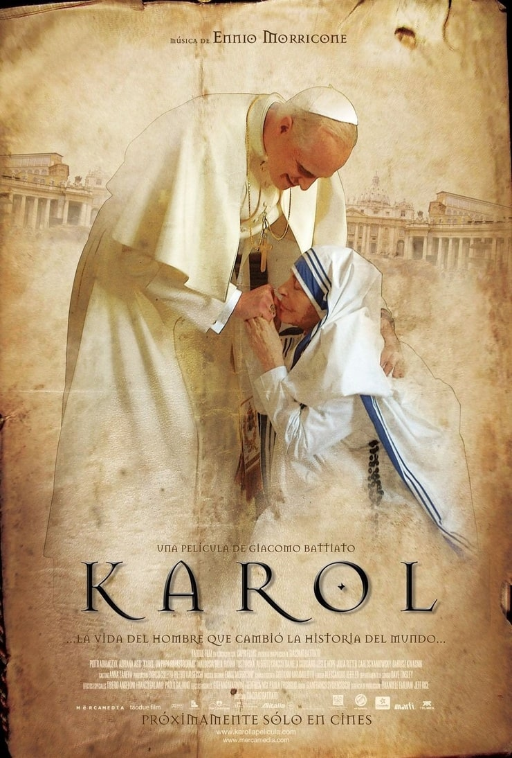 Karol - The Pope, the Man