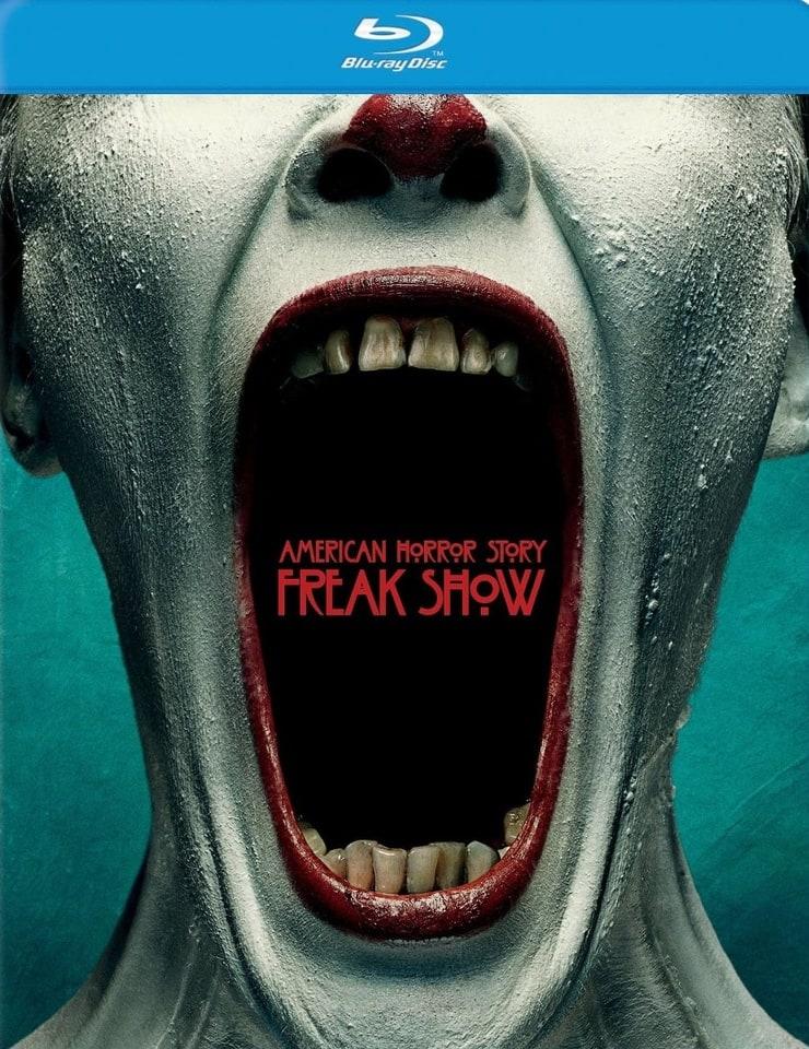 American Horror Story: Freak Show  - Season 4 (Blu-Ray)
