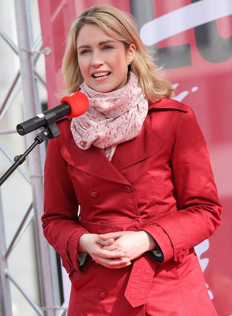 Picture of Manuela Schwesig