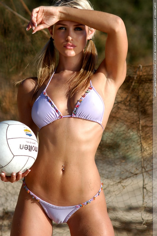 volleyball Girl whelan hot nicky