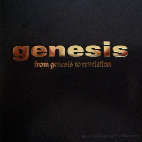 genesis to revelation The price includes £5 shipping costs this box includes: • from genesis to revelation mono lp on 180g vinyl includes replica inner bag and lyric sheet.