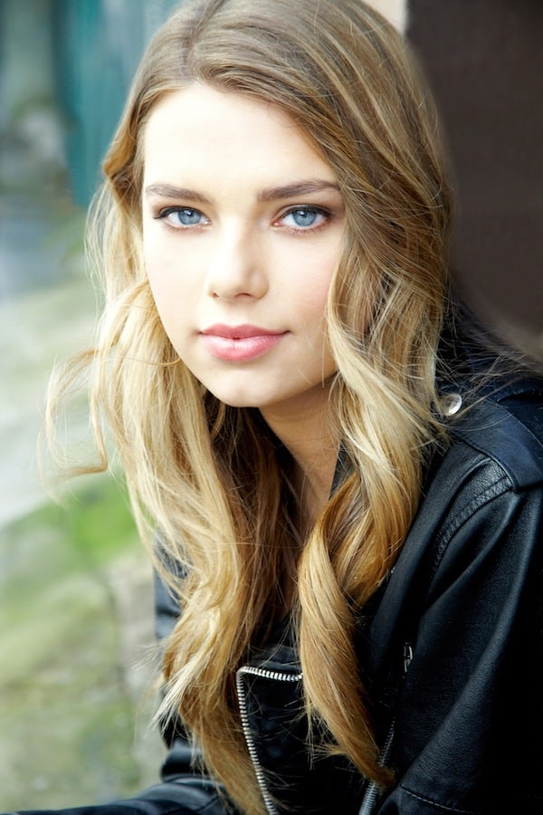 Picture Of Indiana Evans