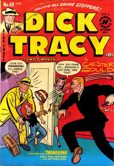 Dick Tracy Monthly