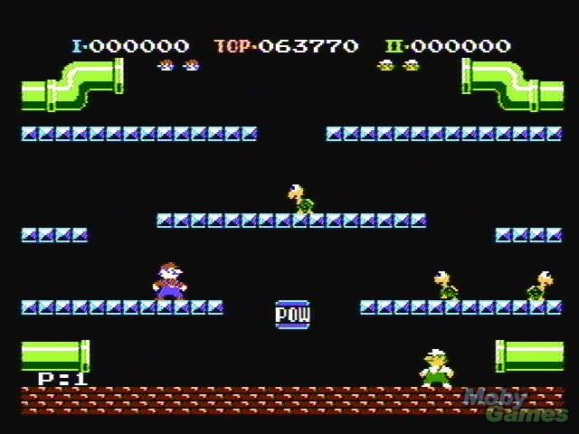 Mario Bros. (Classic Arcade Series)