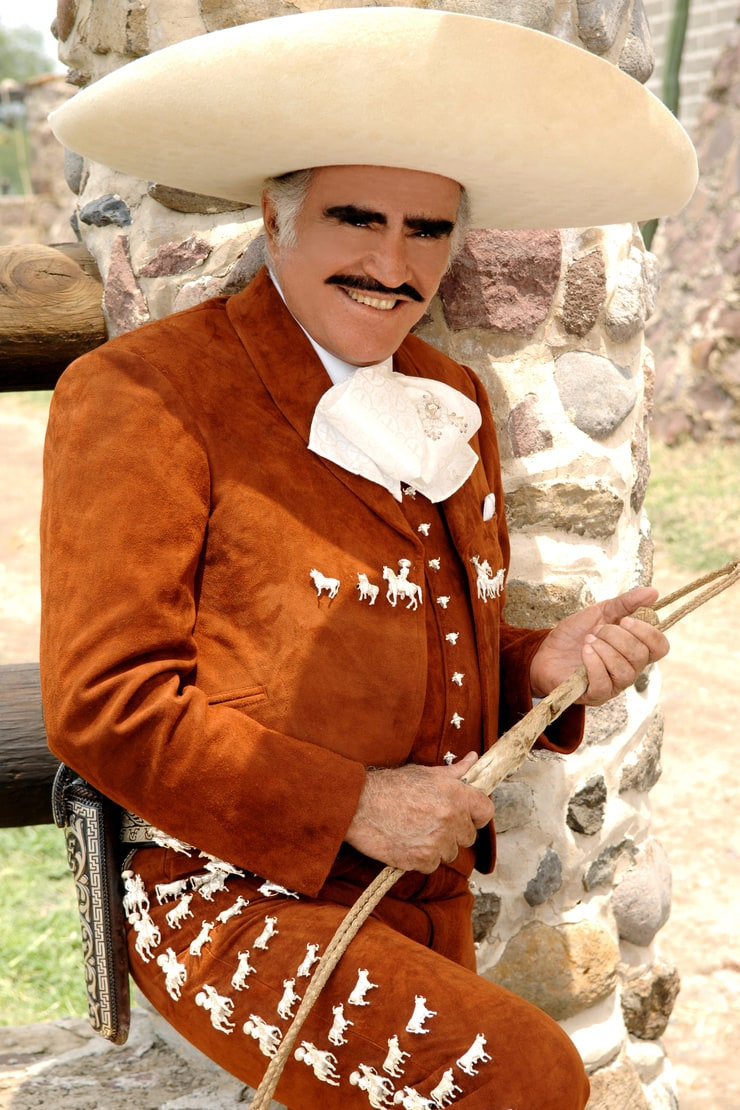 Picture of Vicente Fernandez