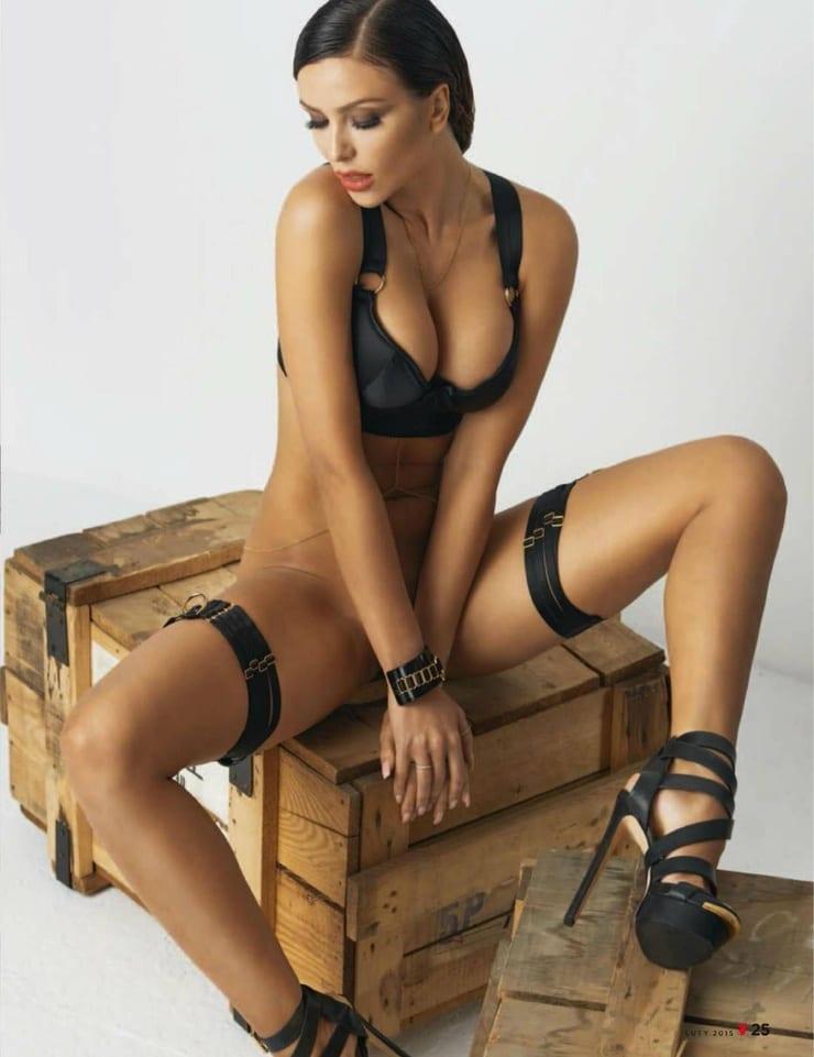 Angstfaktor Monica Nackt Playboy DVD
