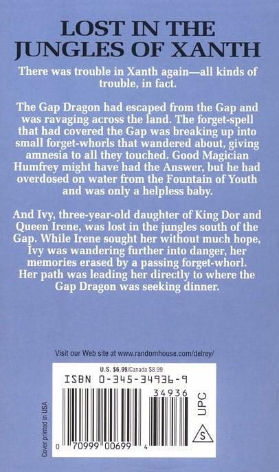 Xanth 7: Dragon on a Pedestal