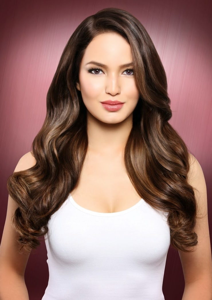 Hair color for morena ash brown