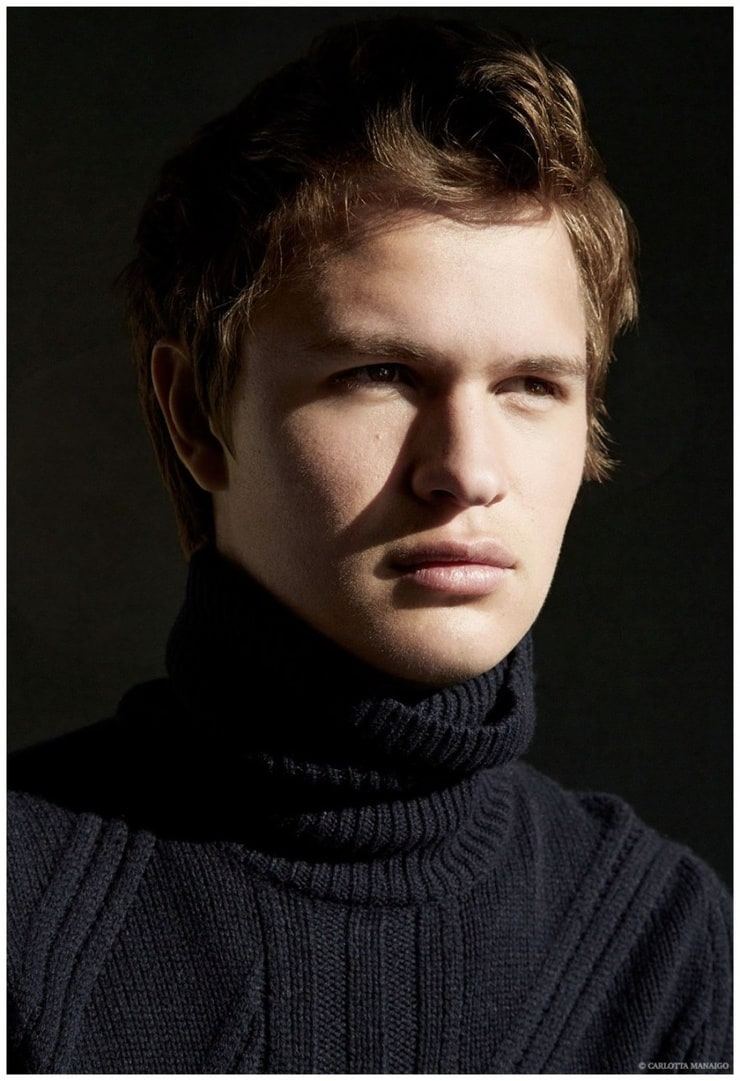 Picture of Ansel Elgort