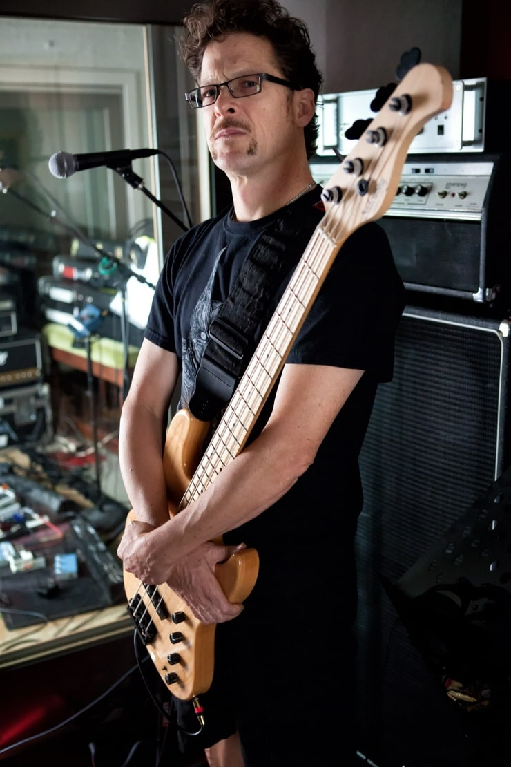 Picture of Jason Newsted