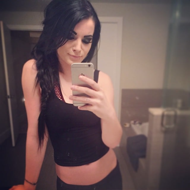 Picture of paige wwe for Leaked bathroom photos