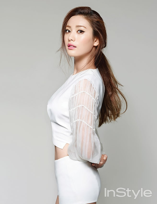 Picture of Im Jin Ah Hot