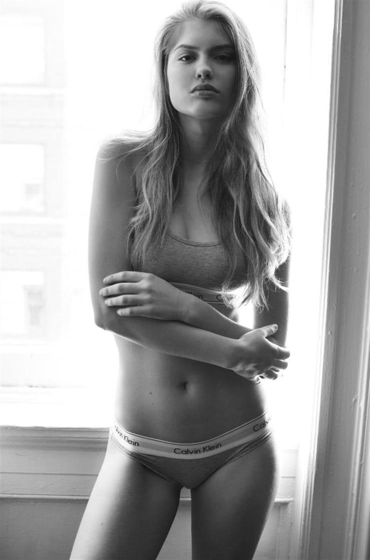 Alexandria Morgan.