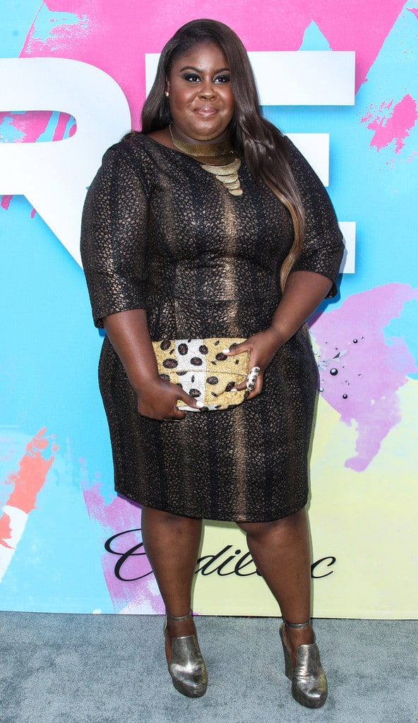 Raven Goodwin engaged