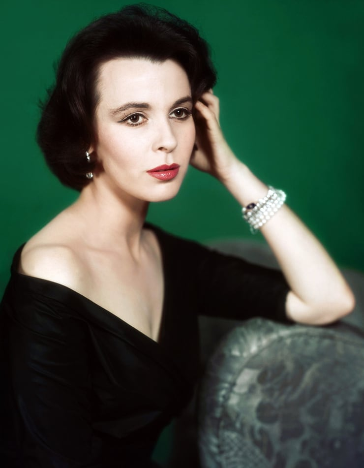 Picture Of Claire Bloom