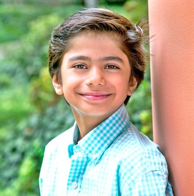 neel sethi parents names
