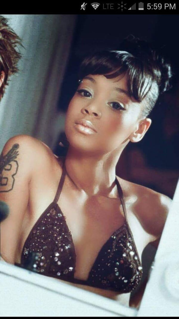 Certainly not lisa left eye lopes porn apologise, but