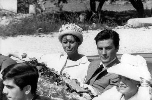 Роми шнайдер и ален делон дети фото