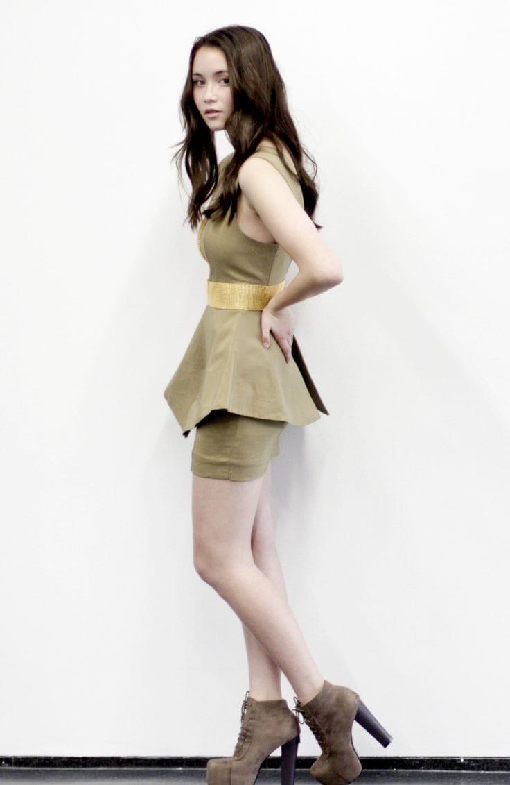 Katie Chang Photoshoot