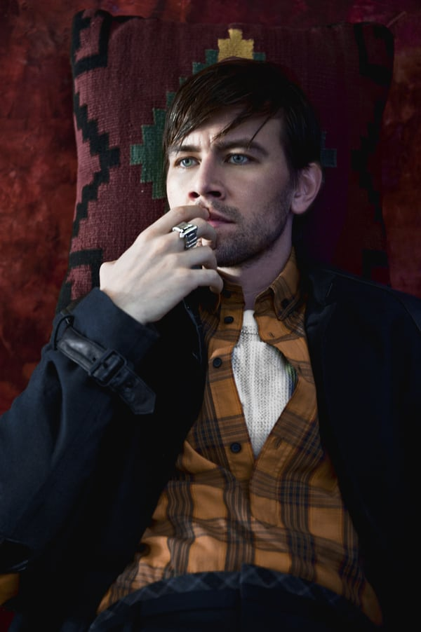 Torrance Coombs has been added to these lists: