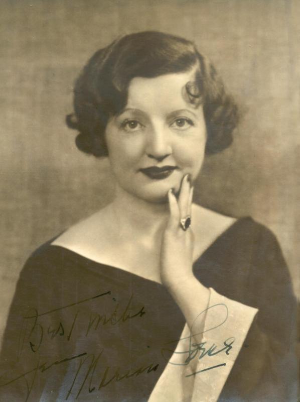 Marion Lorne sandra gould