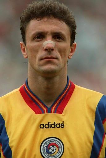 Gica Popescu, sosirea la Tottenham - 1994 - YouTube  |Gica Popescu