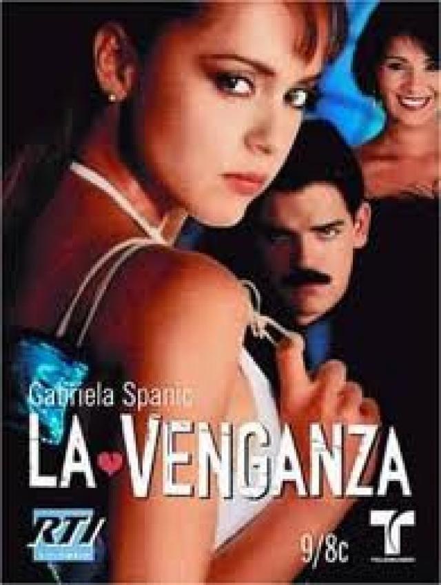 Telenovely la_venganza_official_logogif