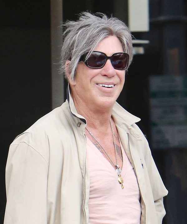 Mickey Rourke Related ...