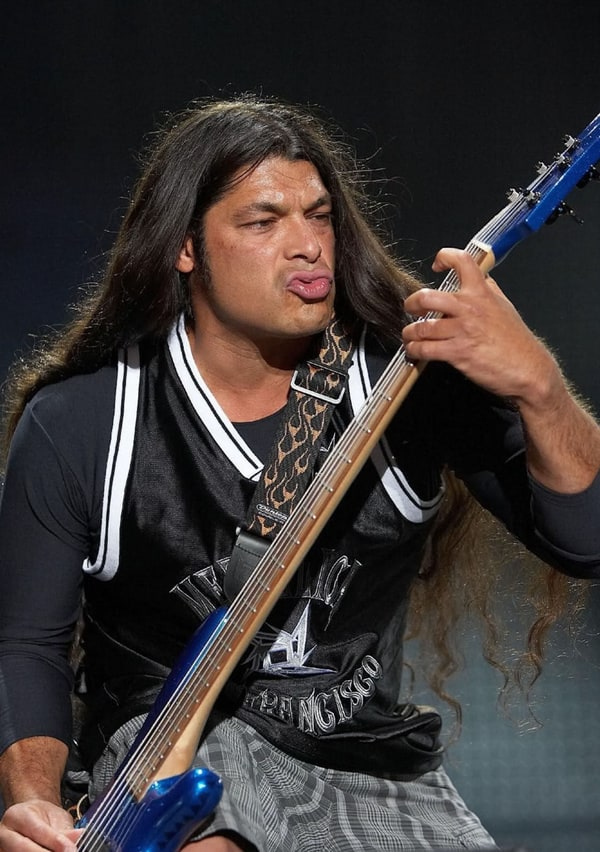 Robert trujillo has been added to these lists