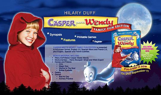 Picture of Casper Meets Wendy (1998)