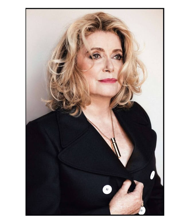 Picture Of Catherine Deneuve