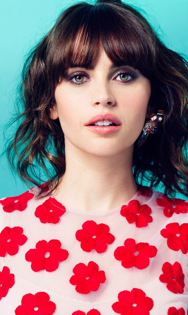 Felicity Jones: A Pictorial Tribute ( 301 items)