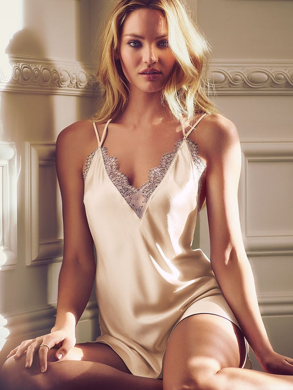 Candice Swanepoel  Victoria's Secret June 2015