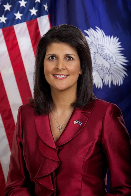 picture of nikki haley