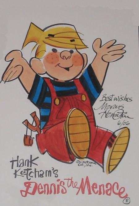 Dennis the Menace                                  (1986-1988)