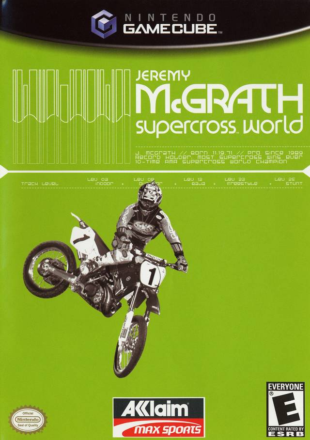 Jeremy McGrath Supercross World
