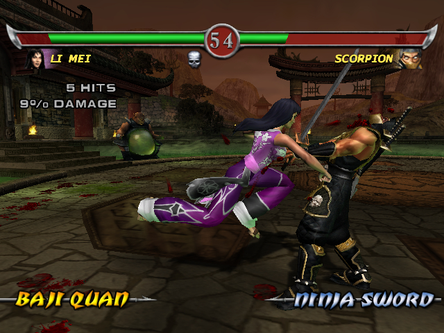 Picture of Mortal Kombat: Deadly Alliance