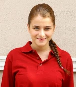 Ilayda Alisan