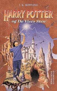 Harry Potter (1) And The Sorcerer's Stone