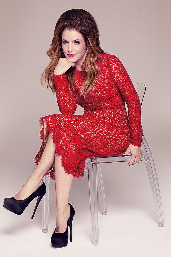 Lisa Marie Presley 2015 Lisa Marie Presley