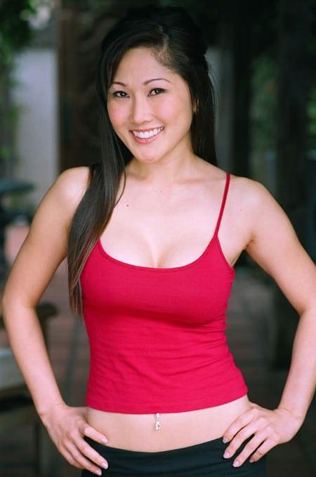 Cathy Shim Nude Photos 10