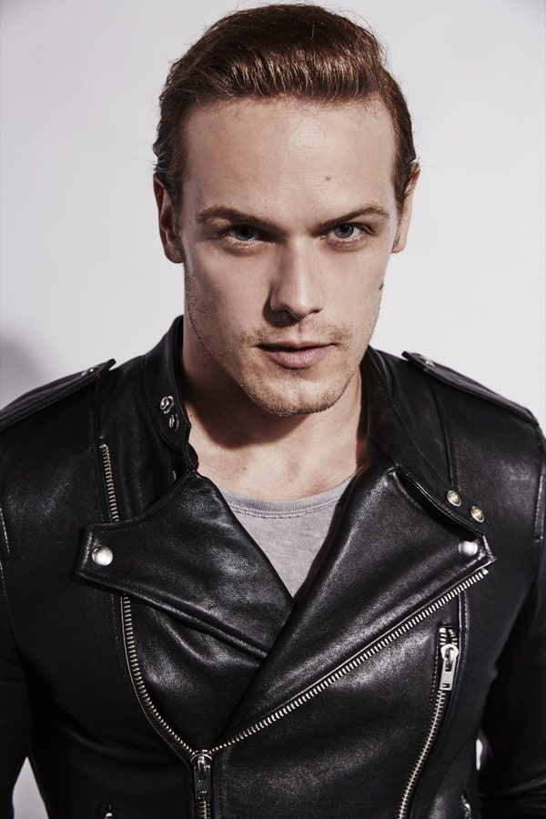 Sam heughan has been added to these lists