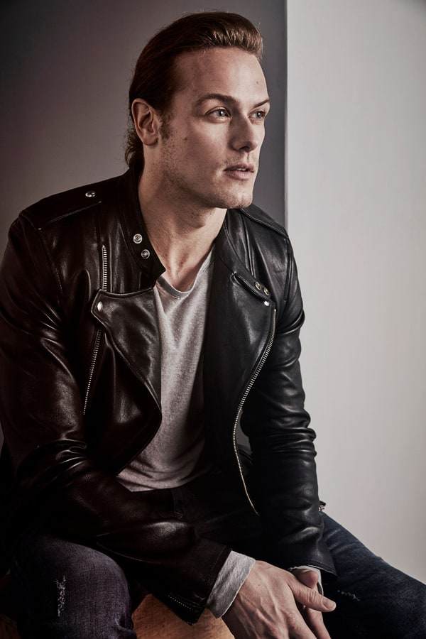 Picture of sam heughan