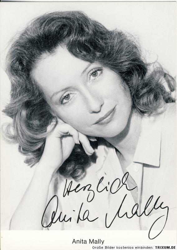 Anita Mally Todesursache