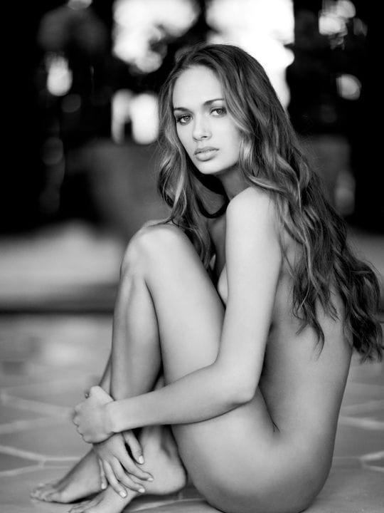 Chicas desnudas boca sexy primer plano