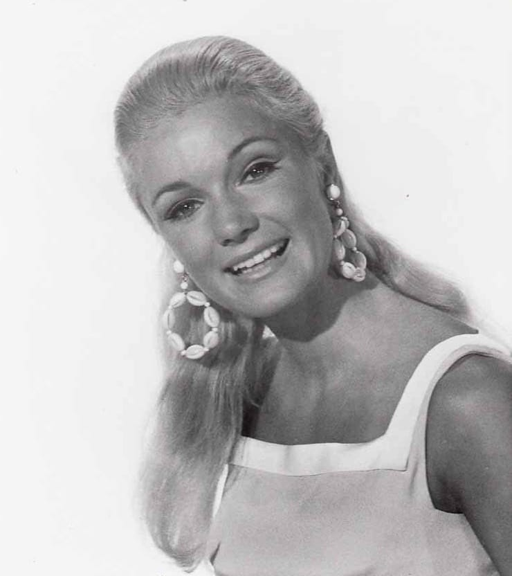 picture of yvette mimieux