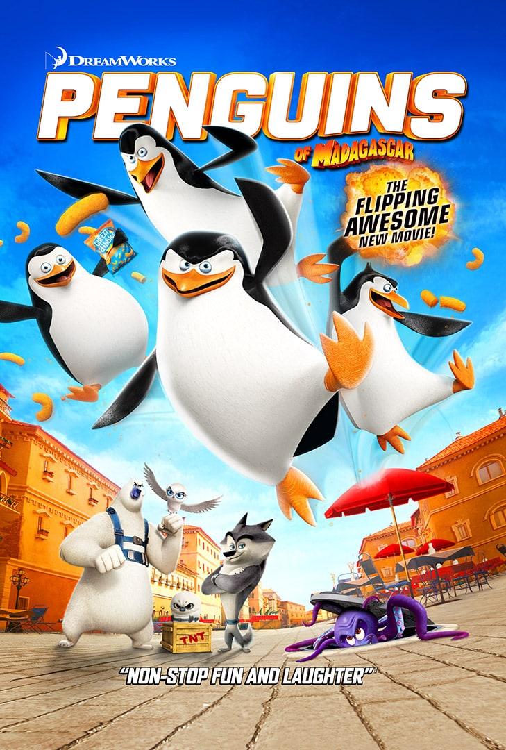 naked the penguins of madagascar