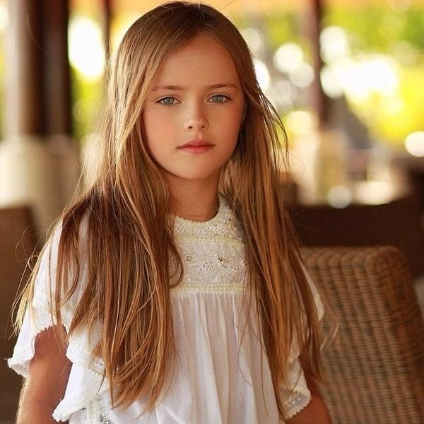 Самая красивая девочка 14 лет.