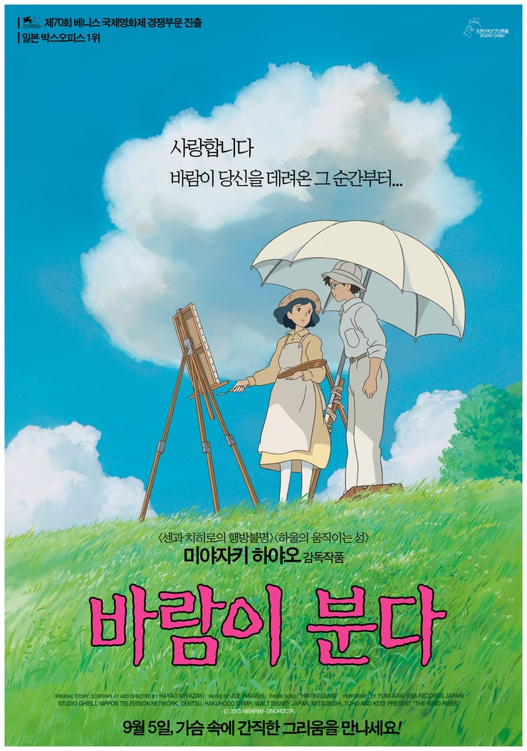 Picture Of The Wind Rises