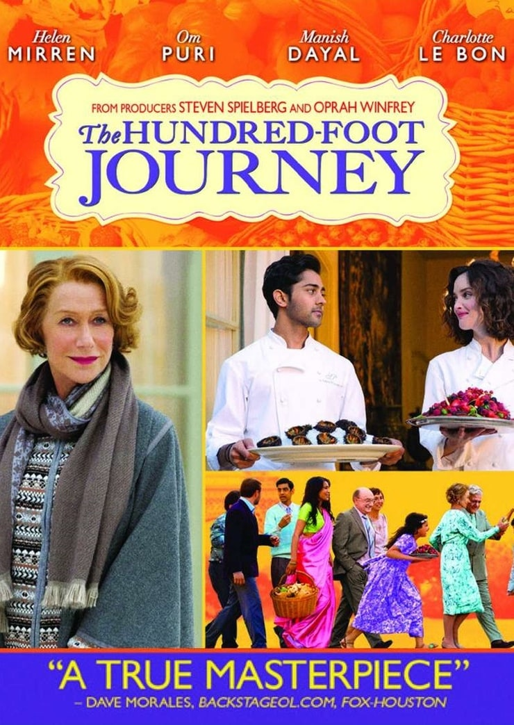 an analysis of mentorship in the hundred foot journey by lasse hallstrom July 8 compiled by a an analysis of mentorship in the hundred foot journey by lasse hallstrom national book award winner 8-5-2014 fab four conquers.